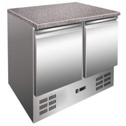 Chladící stůl 257 l, 2x...
